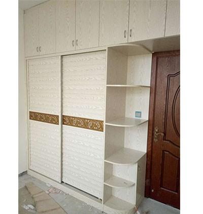 南昌衣柜柜定制衣柜的材料推荐